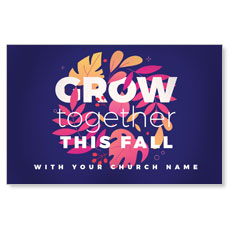 Grow Together Fall